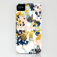 Sloane - Abstract Painti… iPhone (4, 4s) Slim Case
