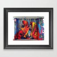 Kuna Framed Art Print
