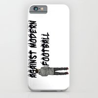 AGAINST MODERN FOOTBALL iPhone 6 Slim Case