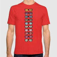 The Way I See It Mens Fitted Tee Red SMALL