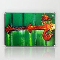 Rustic Hinge Laptop & iPad Skin
