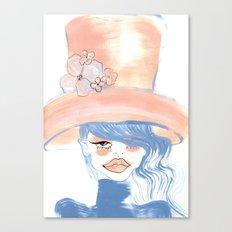 SUMMER BABE Canvas Print