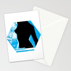 Plastic Series 2 Stationery Cards