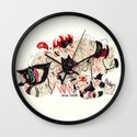 Wolfmother Wall Clock