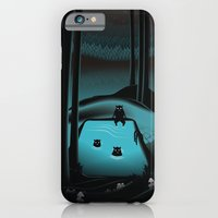 iPhone & iPod Case featuring The Pool by Martynas Pavilonis