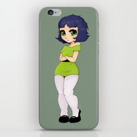 The Toughest Fighter  iPhone & iPod Skin