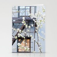 New York City Architecture Photography, New York Art, Brooklyn Prints, NYC Wall Art, Urban Nature Pr Stationery Cards