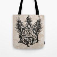Deus Lex Mea - God Is My… Tote Bag