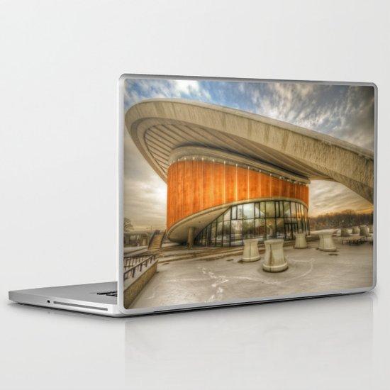 Culture house Berlin Laptop & iPad Skin
