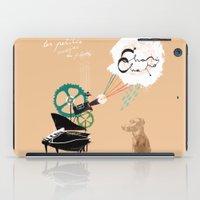 Chapi Chapo - Les Petites Musiques de Pluie  iPad Case