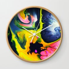 Chaser Wall Clock