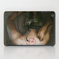 crop  iPad Case