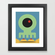 PROBE Framed Art Print