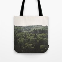 The Woods of Gauja Valley Tote Bag