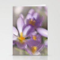 Springtime Dreams Stationery Cards