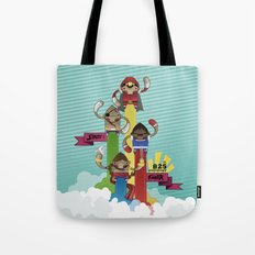 Street Fighter 25th Anniversary!!! Tote Bag