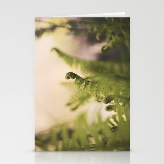 The Greening Stationery Card