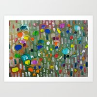 Abstract 8 Art Print