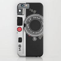 iPhone & iPod Case featuring Camera, 2 by Illustrated by Jenny