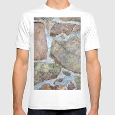 ReNewal SMALL White Mens Fitted Tee