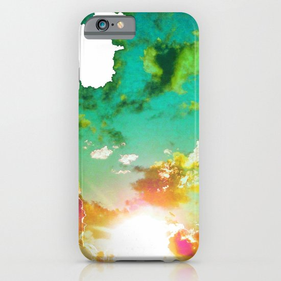 A Cut out of Life iPhone & iPod Case