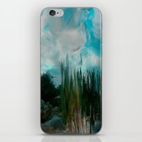 In The Cool Of The Evening In The Desert iPhone & iPod Skin