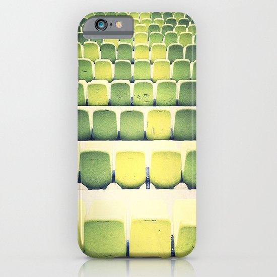 sea(ts) II iPhone & iPod Case