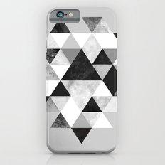 Graphic 202 Black and White iPhone 6 Slim Case