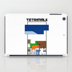 Tetrimals iPad Case
