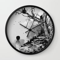 Welcome, Stranger! Wall Clock