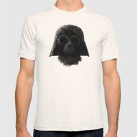 Vader Mens Fitted Tee Natural SMALL
