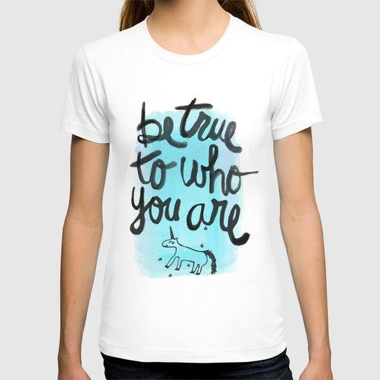 Be True T-shirt