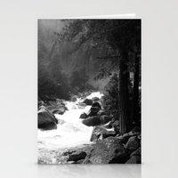Whiteout Yosemite-2 Stationery Cards