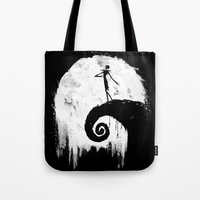 All Hallow's Eve Tote Bag