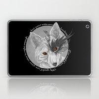 fox and crow  Laptop & iPad Skin