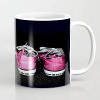 Pink Shoes Mug