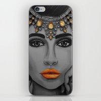 Tangerine Sky Goddess - … iPhone & iPod Skin