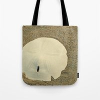 Write Your Treasures in the Sand... Tote Bag