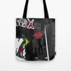 For Shame V3: Prōclīvitās Tote Bag