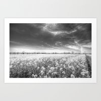 The Farm Of Dreams Art Print