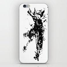 Kayaker in the Fog iPhone & iPod Skin
