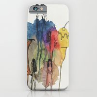 community iPhone & iPod Cases featuring Community by gretchenann