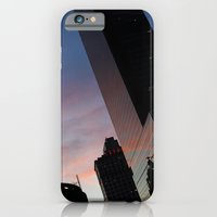 iPhone & iPod Case featuring NYC Sunset by Eric James Photography