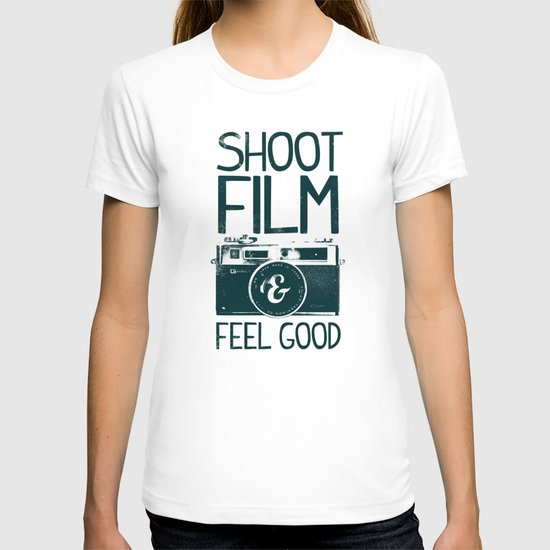 Shoot Film T-shirt