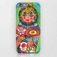 Russian Peach iPhone 6 Slim Case