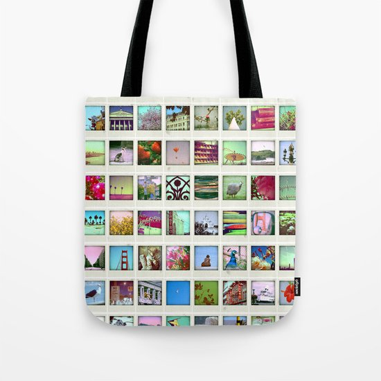 collection of moments Tote Bag