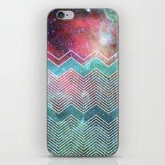 Chevron Galaxy iPhone & iPod Skin