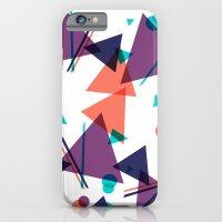 Triangle 16 Pattern iPhone 6 Slim Case