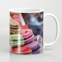 Macarons, Paris Mug