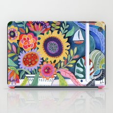 Bouquet by the Bay iPad Case